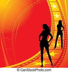 Become movie stars