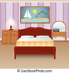 Bed Room Interior