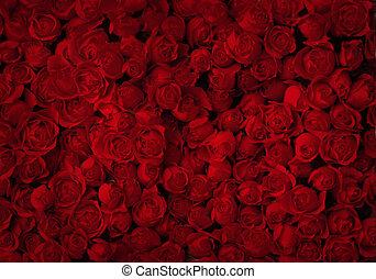 Bed Met Rozen.Bed Van Rozen Stockfoto Beelden 2 966 Bed Van Rozen Royalty Vrije