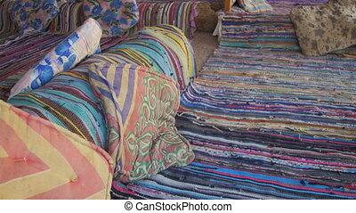 Bedouin Settlements in the Egyptian Desert - EGYPT, SOUTH...