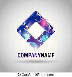 bedrijf, collectief, naam, zakelijk, mal