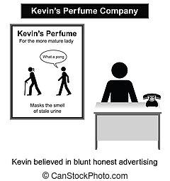 bedrijf, parfum