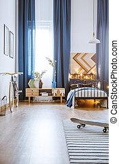 Bedroom for teeneger