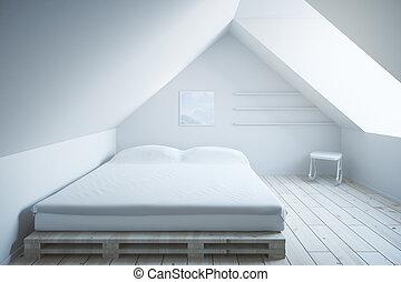 Bedroom interior light