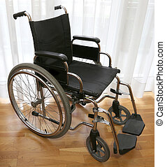 bedroom of the person with disabilities