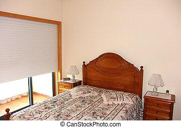 bedroom - Interior View