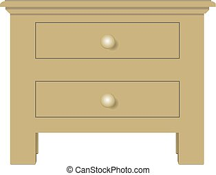 Bedside table clipart  Bedside table Vector Clip Art Royalty Free. 967 Bedside table ...