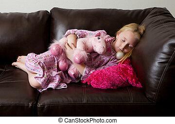 Bedtime Girl