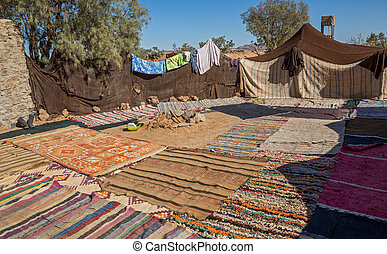 beduin, sátor
