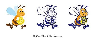 Bee keep bitcoin