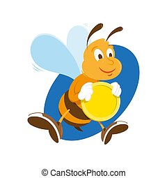 Bee keep gold coin