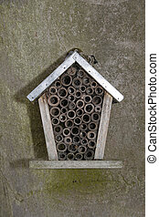 nest box - bee nest box Tropical Butterfly House, Wildlife &...