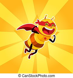 Bee Strong, vector