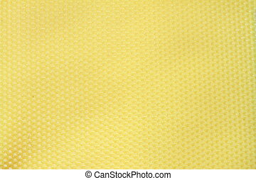bee wax yellow texture