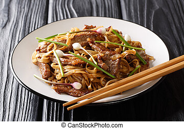 Beef Chow Fun?is a popular Chinese (Cantonese) noodle dish...