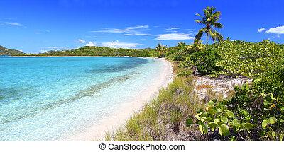 Beef Island, British Virgin Island