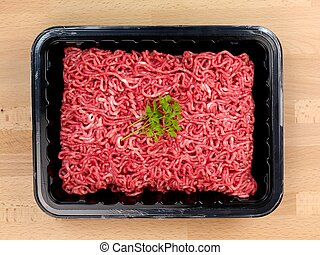 Beef Mince - Fresh minced beef
