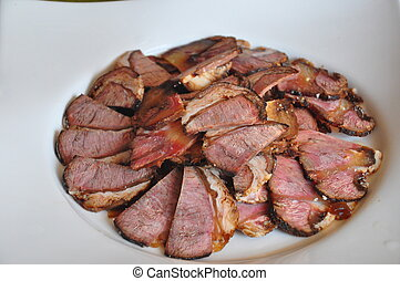 beef strips