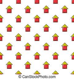 Beehive pattern seamless