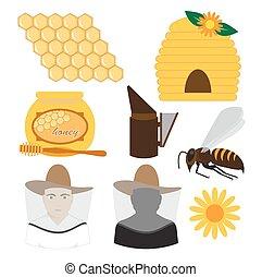 beekeeping set