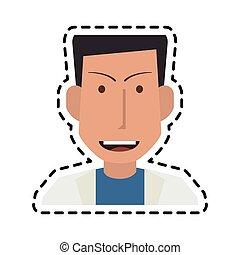 beeld, arts, pictogram