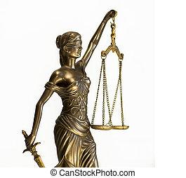 beeld, concept, wettelijk, wet