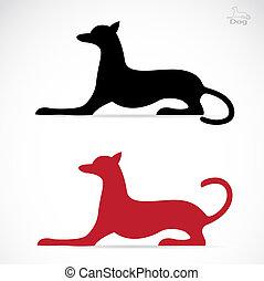 beeld, vector, dog