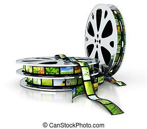 beelden, film