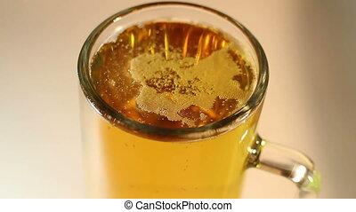 Beer Drink Macro