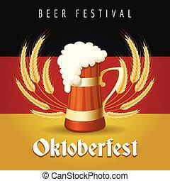 Beer Festival Emblem