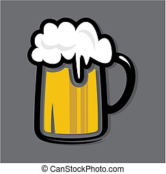 beer mug icon
