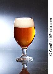 Beer On Dark