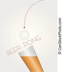 Beer - ping pong