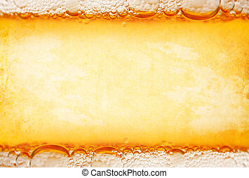 beer template background