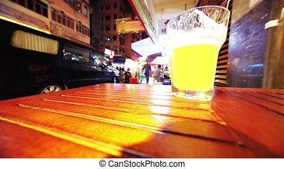 beer., timelapse