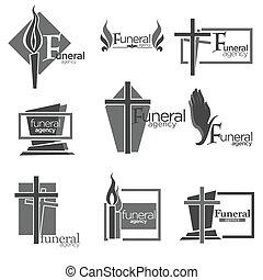 beerdigung, alles, begräbnis, agentur, vorbereitungen, achtgeben