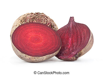 Beet vegetable part