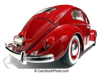 Beetle 1955 - Metal scale model of the 1,000,000 th Beetle...