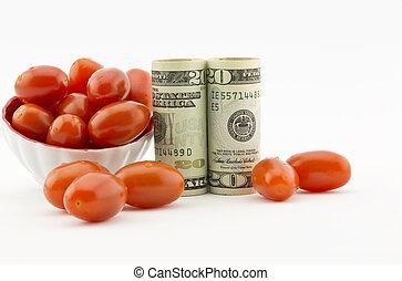 befektetések, alatt, mezőgazdaság
