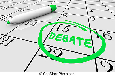 befog, ábra, nap, verseny, bekerített, dátum, naptár, vita, 3