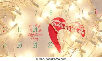 begaafd, ring, diamant, dag, valentines