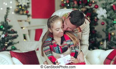 Beginning of the Christmas holiday