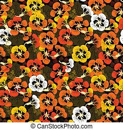 begonia, flores
