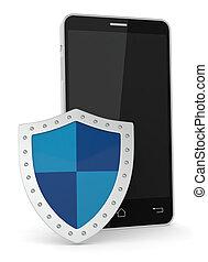 begreb, i, beskyttelse data