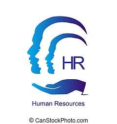 begreb, konstruktion, menneskelige ressourcer