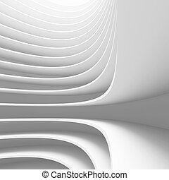 begrebsmæssig, konstruktion, arkitektur