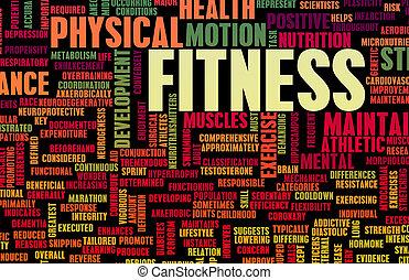 begrepp,  fitness