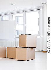 begrepp, flyttande ämbete