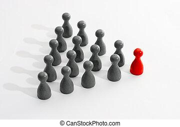 begrepp, ledarskap