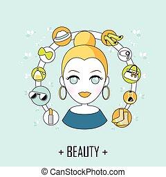 begrepp, skönhet